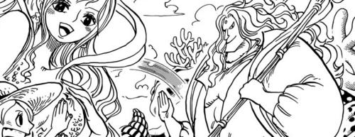 One Piece chapitre 828 en Anglais VA