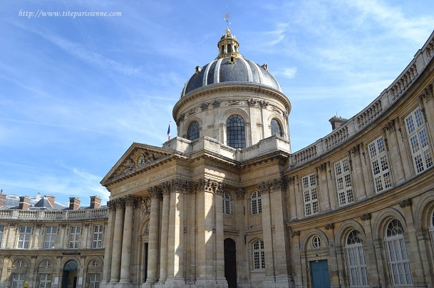 23 Juillet 2012 Institut de France 1