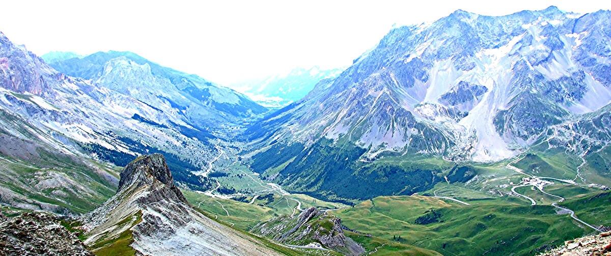 6-le col du Galibier ( 2) / 2646 m