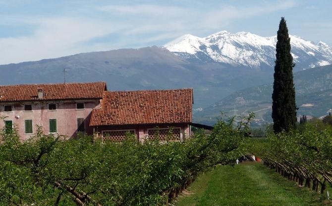 -2012- Traversée de l'Italie.