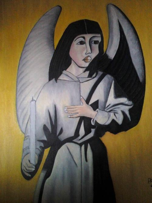 Victoire, Mon Ange.