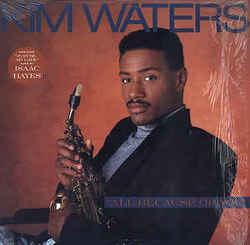 Kim Waters - All Because Of You - Complete LP