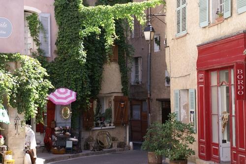 Notre village, Cotignac...