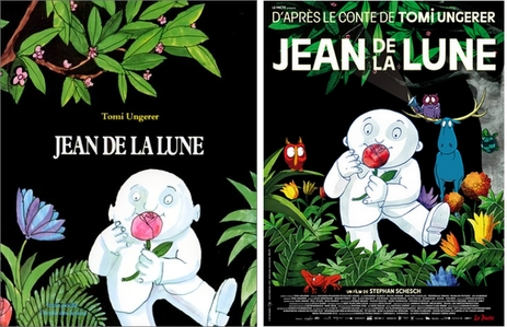"""Résultat de recherche d'images pour """"Jean de la Lune Elan vert album couverture"""""""