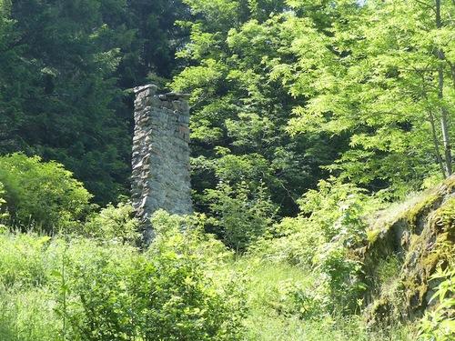 Chemin du Roy (Molines en Champsaur)