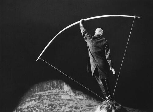 Le photographe-philosophe Gilbert Garcin est décédé.