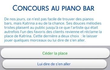Concours au piano bar