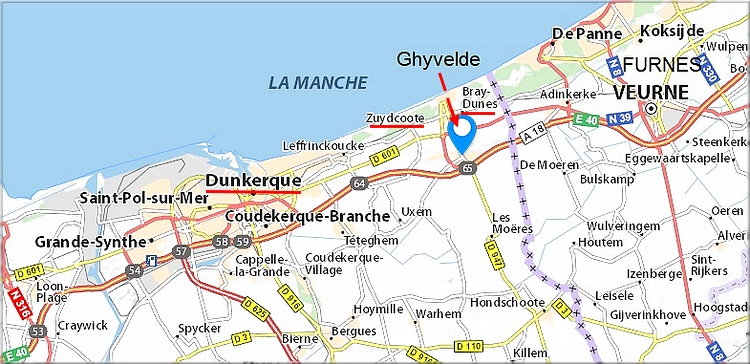 Des asperges à Ghyvelde (Côte d'Opale)