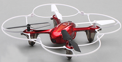 Syma X11C Drones baratos con cámara