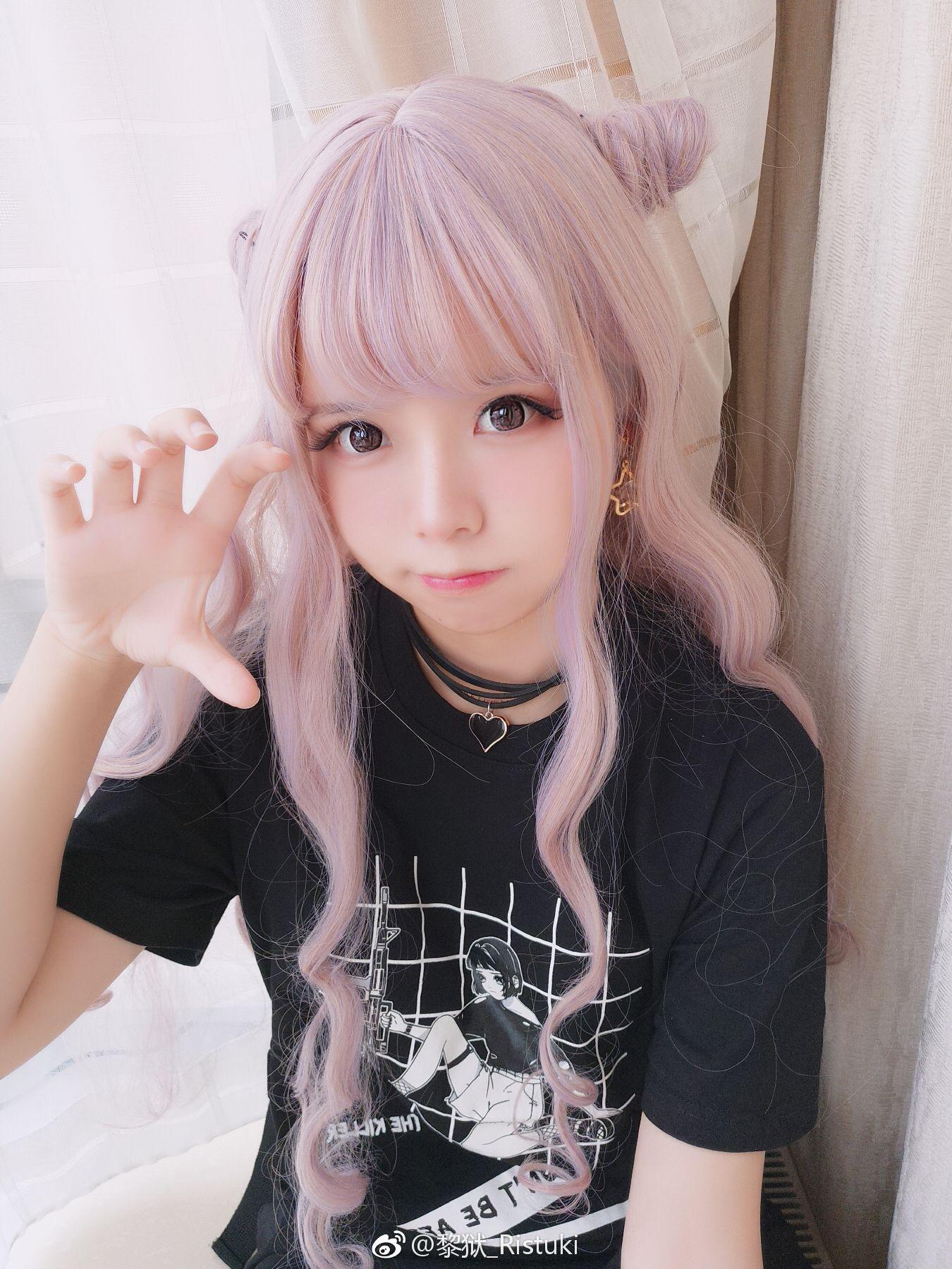 """Résultat de recherche d'images pour """"asian girl pink hair"""""""