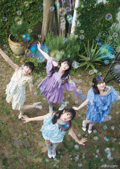 WEB Magazine : ( [Young Magazine WEB - Gravure] - |Monthly Young Magazine - 2018 / N°1 - Nogizaka46| )