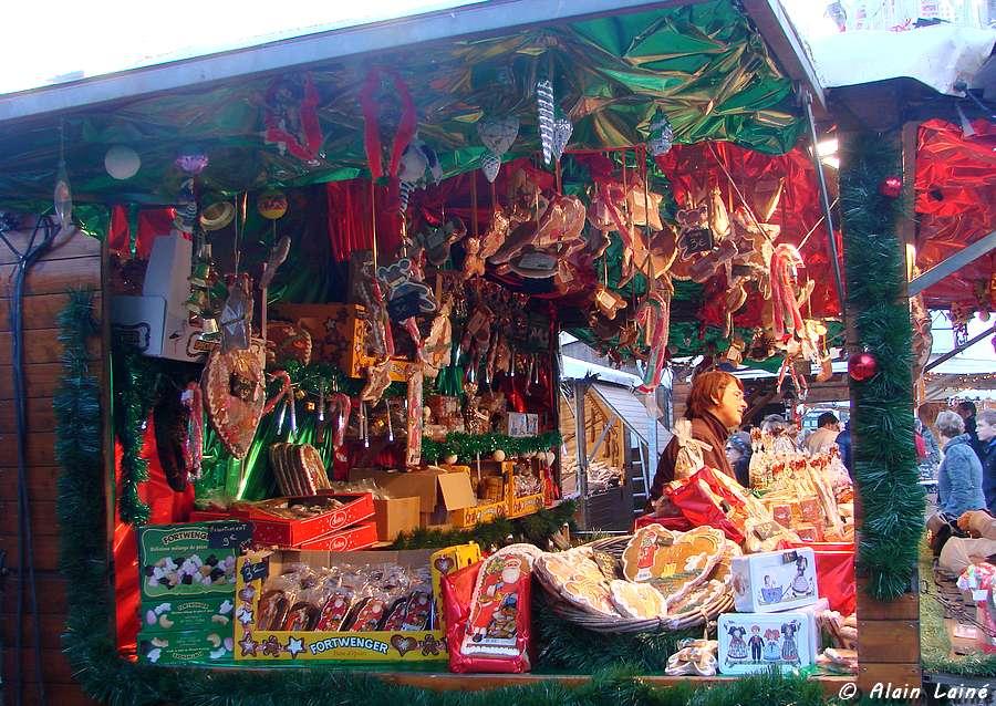 Marché de Noël et Arts du feu - Rennes