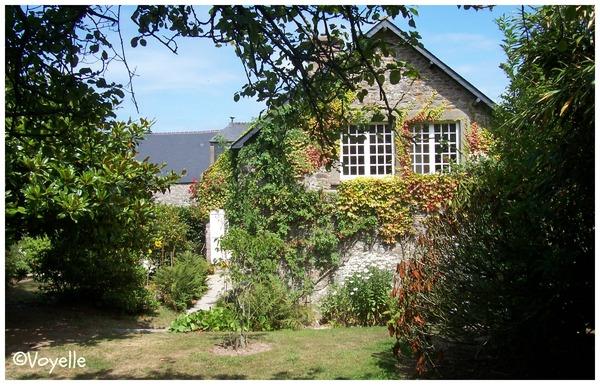 Omonville-La-Petite...la maison de  Prévert