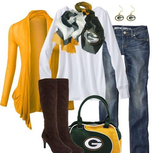 Le football Américains dans le WI- Les Packers.