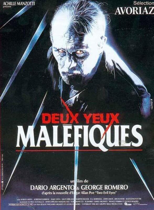 DEUX YEUX MALEFIQUES
