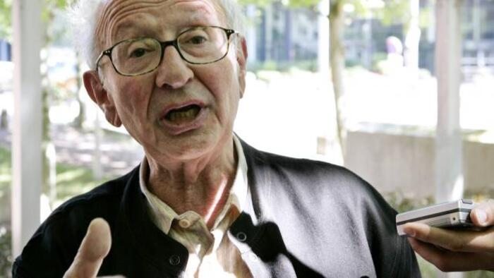 Voix des enfants d'Izieu l'avocat Roland Rappaport est mort