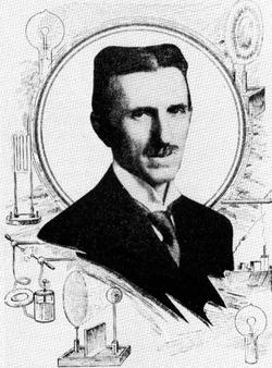 Nicolas Tesla - L'arme secrète