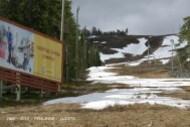 Luosto-piste avec renne