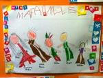 Je dessine ma famille