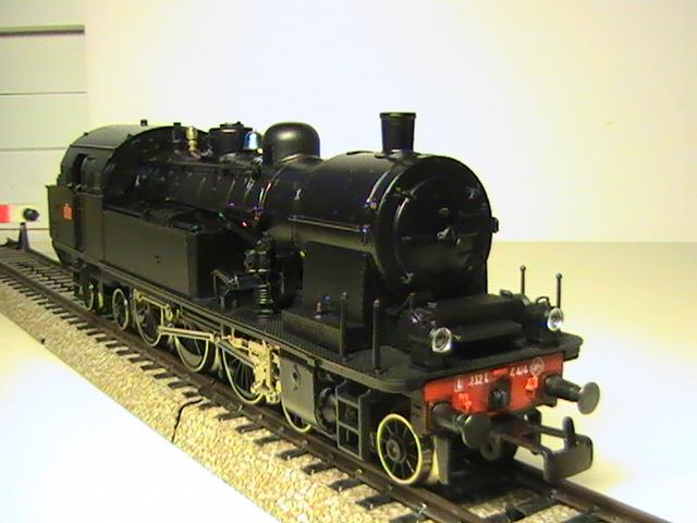 Locos vapeur - Tome 6 - La 232 TC 414 de Marklin hamo.