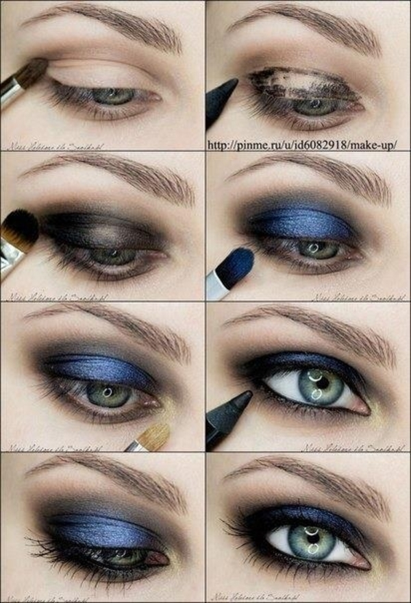 Make-Up Yeux 8