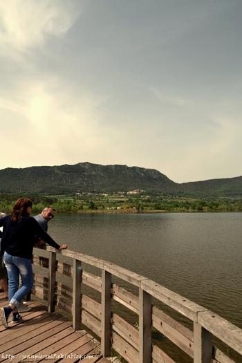 2015.05.13 Lac de Salagou, Mourèze, Villeneuvette (Hérault)