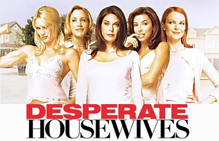 Desperate Housewives de retour !!!