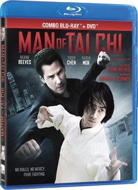 [Blu-ray] Man of Tai Chi