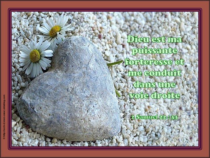 Ronde Versets du coeur 26
