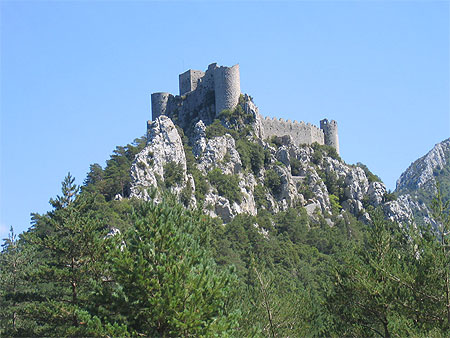 Aude: Châteaux Cathares