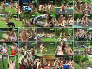 1171.jpgNaturist Freedom. Relaxing On A Trampoline.