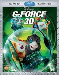 [Blu-ray 3D] G-Force (Mission-G)
