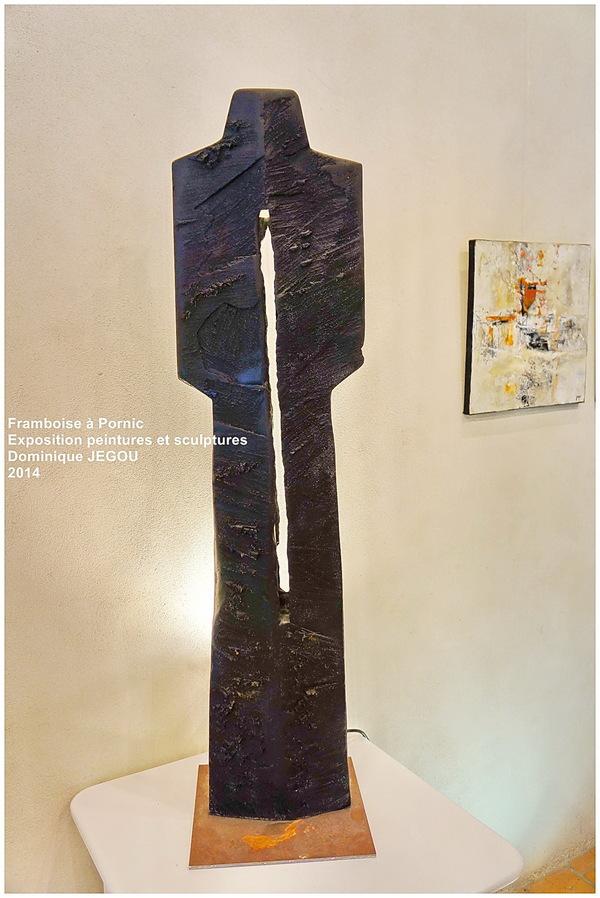 Exposition Dominique JEGOU à Pornic