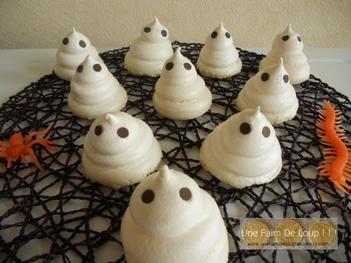 Les meringues fantômes