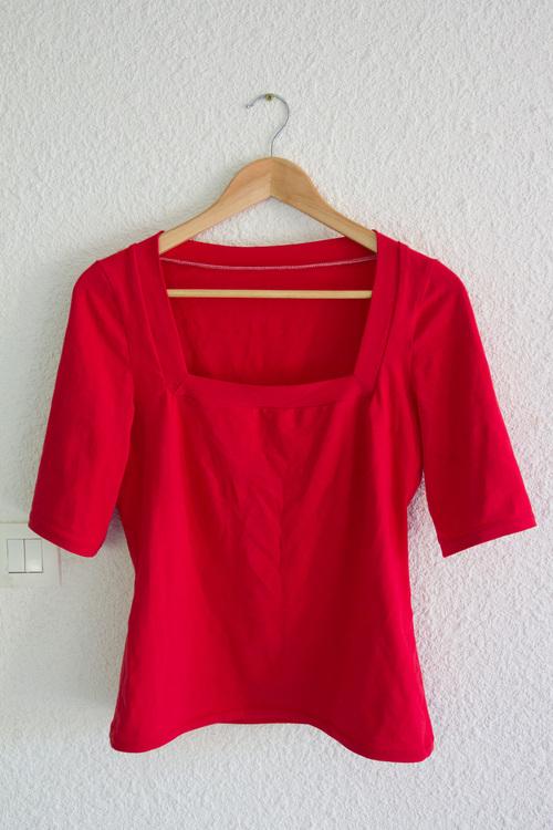 Mylène - Couture : T-shirt Wanted, 2ème du nom !