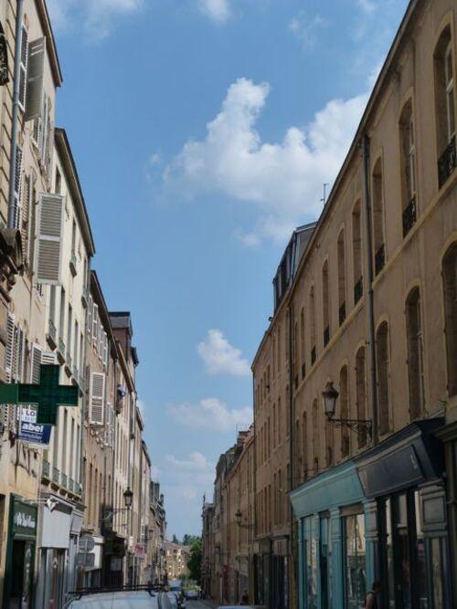 Metz vue par une Vendéenne