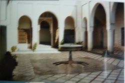 Vacances à Marrakech.