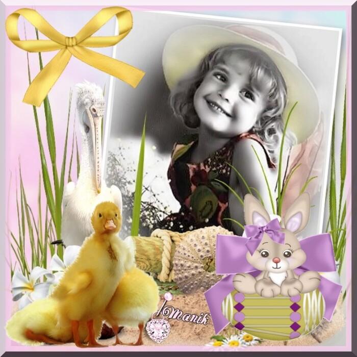 Joyeuses Pâques mes ami-es !