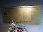 Gedenktafel für die Siegener Juden
