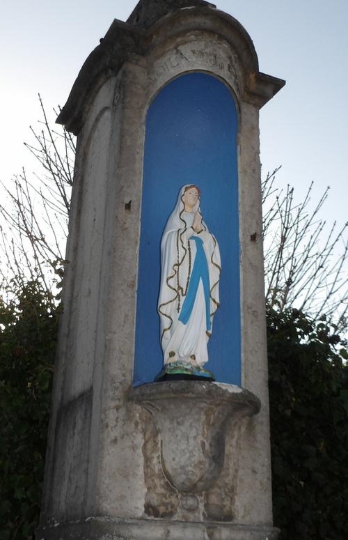 Le sentier de la Croix Ramboz