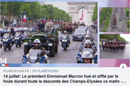 L'ombre de la France