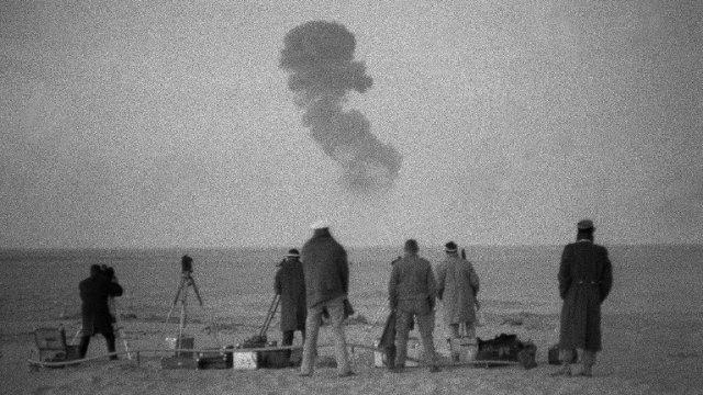 Essais nucléaires: un vétéran indemnisé post mortem