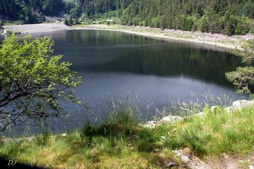 25.06.2019.Randonnée des 4 lacs.(Lac blanc, lac vert, lac noir et lac des truites)23 kms