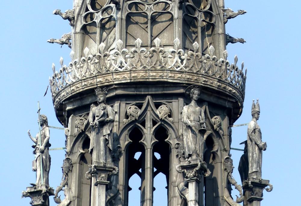 Mon regard sur la cathédrale d'Amiens
