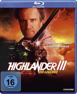 [Blu-ray] Highlander III