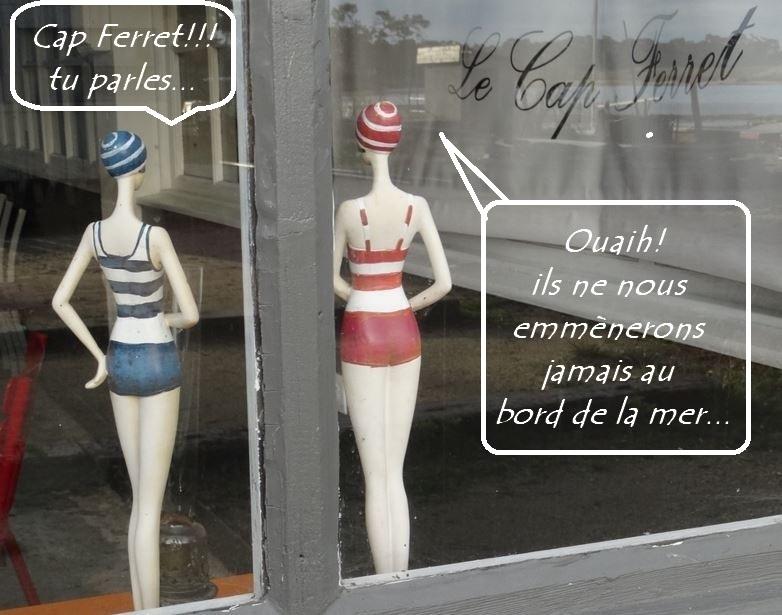 Votez pour déterminer le gagnant du Café Thé n° 71 - Les baigneuses...