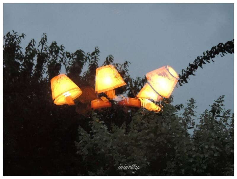 Besoin de lumière !......