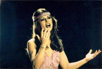 26 février 1977 / NUMERO UN DEMIS ROUSSOS
