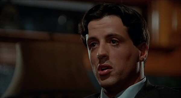 CAPONE - SYLVESTER STALLONE