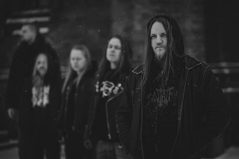 GOD DISEASE - Un nouvel extrait du premier album Drifting Towards Inevitable Death dévoilé